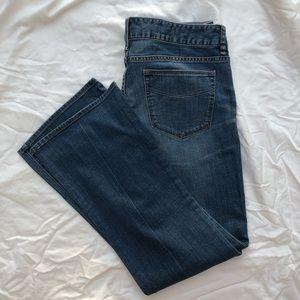 Gap flare jeans / light wash